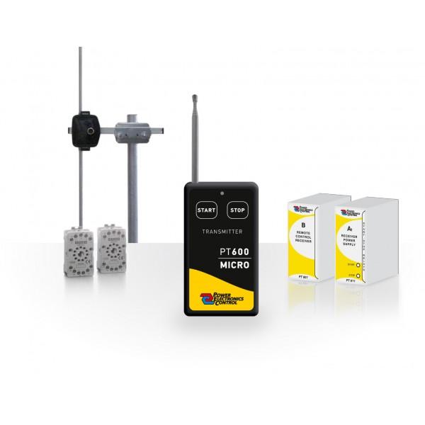 Τηλεχειρισμοί GSM-UHF