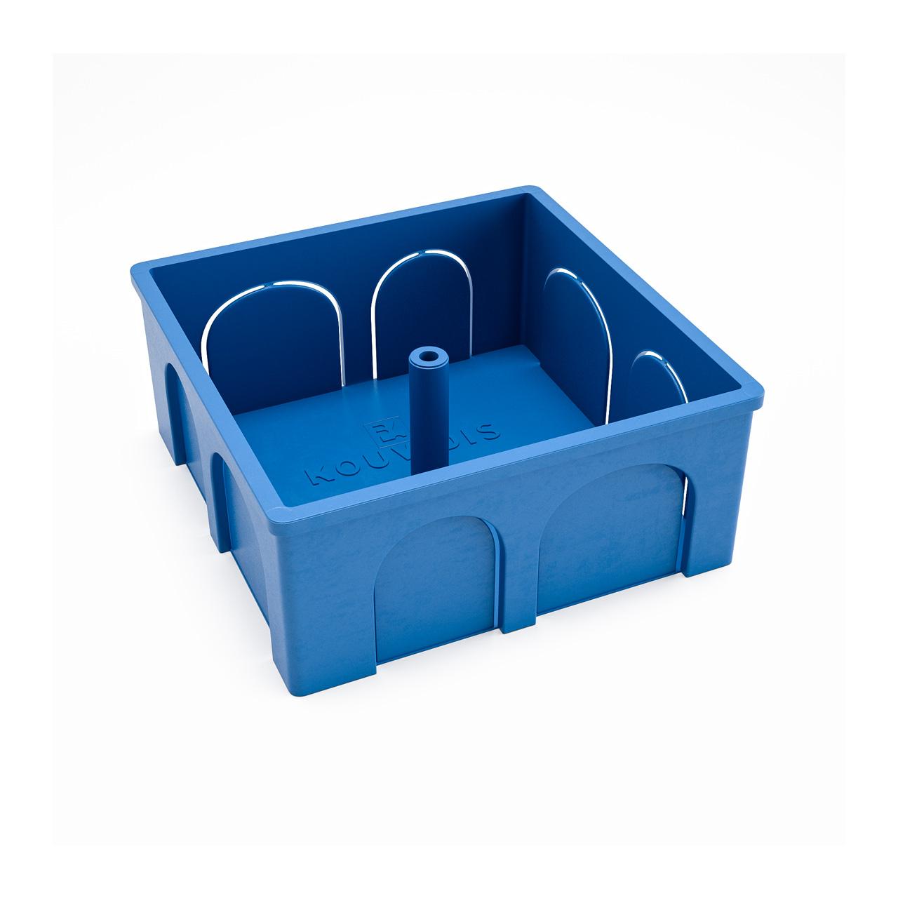 Κουτί Διακ/Σεως Τετράγωνο 7,5 Χ 7,5