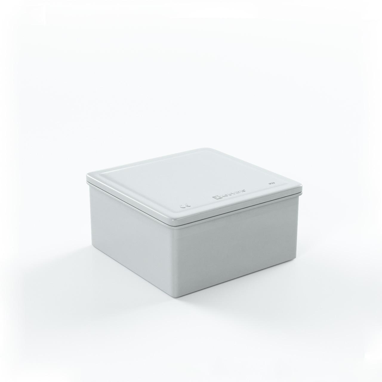 Τετράγωνο Κουτί Διακ/Σεως Condur Χωρίς Τάπες Φ25