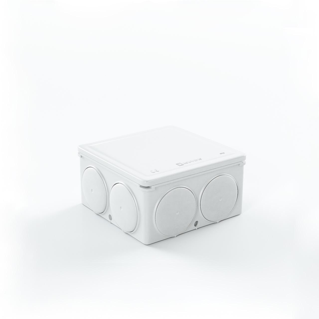 Στεγανό Τετράγωνο Κουτί Διακ/Σεως Medisol Αμ Φ20/16