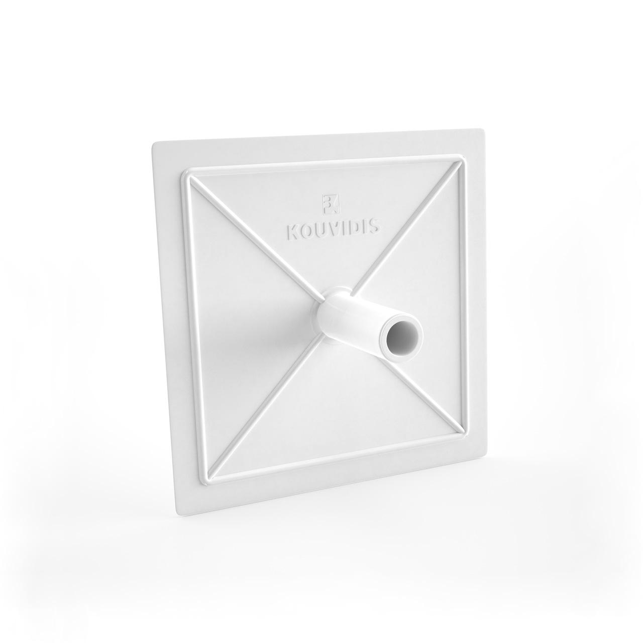 Καπάκι Τετράγωνο 7.5X7.5